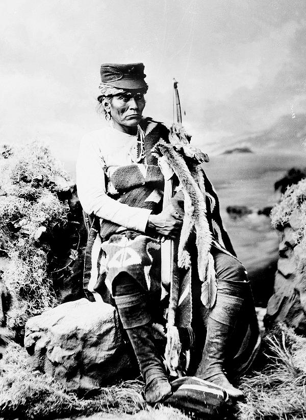Ganado Mucho Navajo Leader