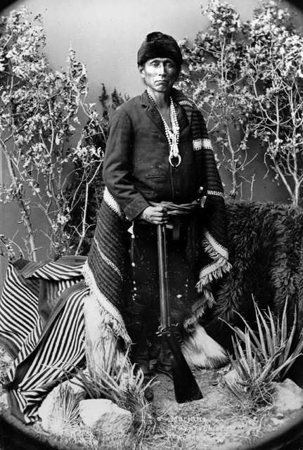 Mariano Navajo Chief - New Mexico