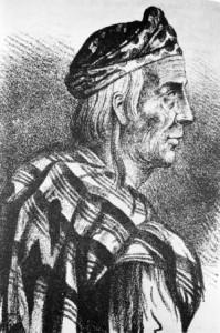 Narbona Primero - Navajo Chief