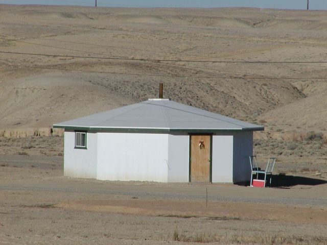 Navajo Home