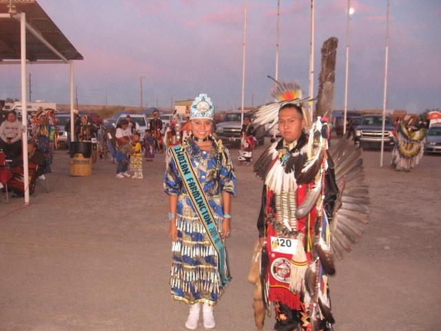 POW WOW Contest -Traditional Song & Dance