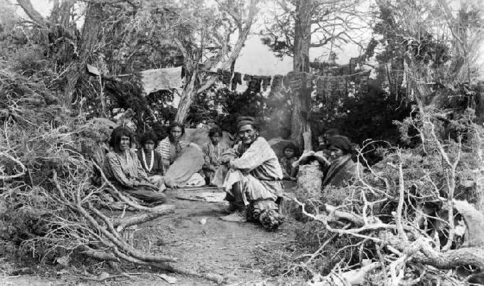 Navajo Camp