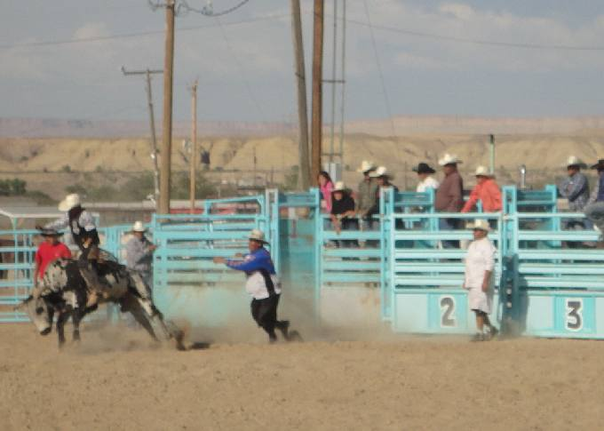 Kayenta Fourth of July Rodeo
