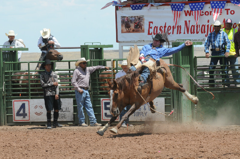 Eastern Navajo Fair and Rodeo – Crownpoint, NM