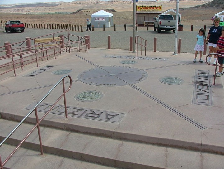 Four Corners Monument 1