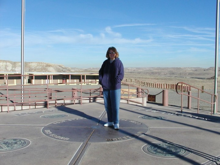 Four Corners Monument -2