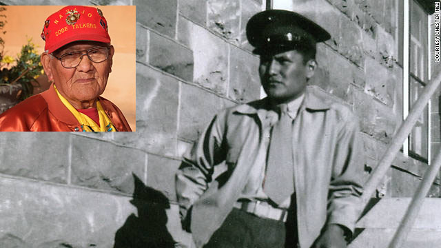 Chester Nez, Navajo Code Talker