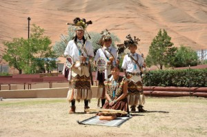 Navajo Dance Group