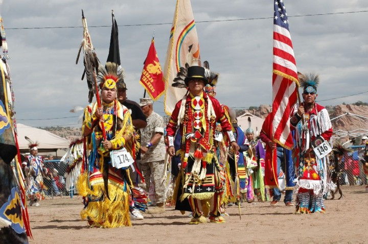 PowWow Navajo Nation Fair 1