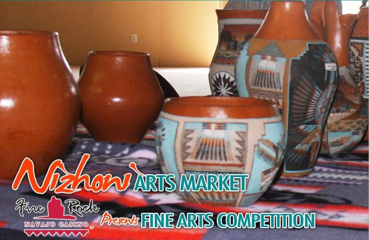 Nozhoni Fine Arts Competition