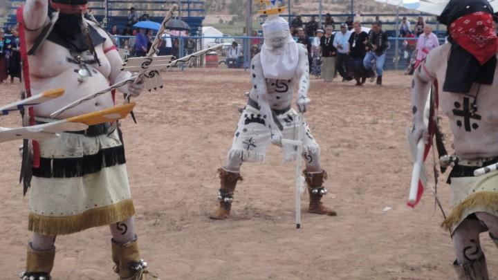 Apache Dance Festival 1