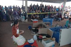 Navajo Frybread Contest 3