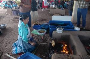 Navajo Frybread Contest 5