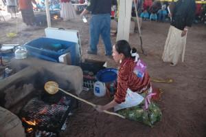 Navajo Frybread Contest 6