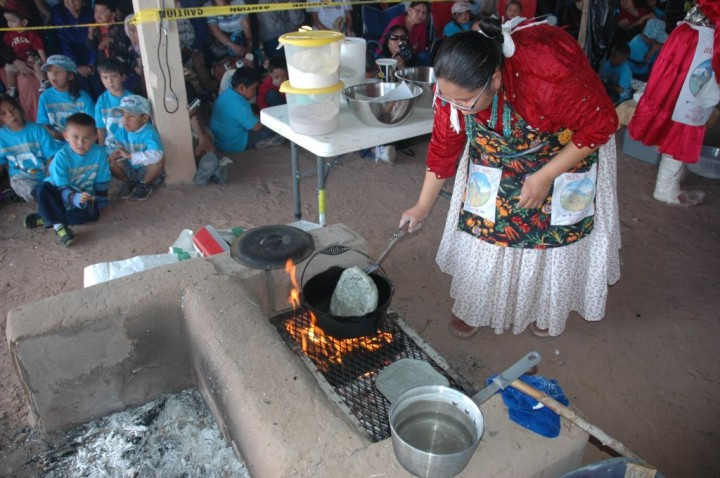 Navajo Nation Fair Frybread Contest