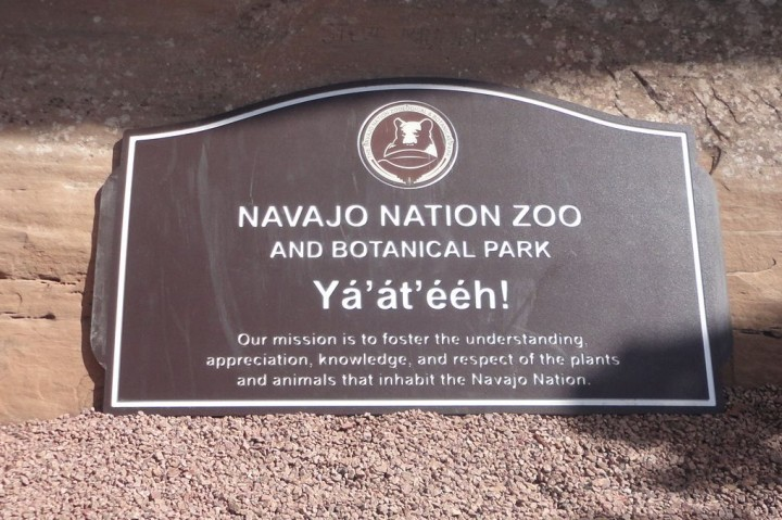 Navajo Nation Zoo 1