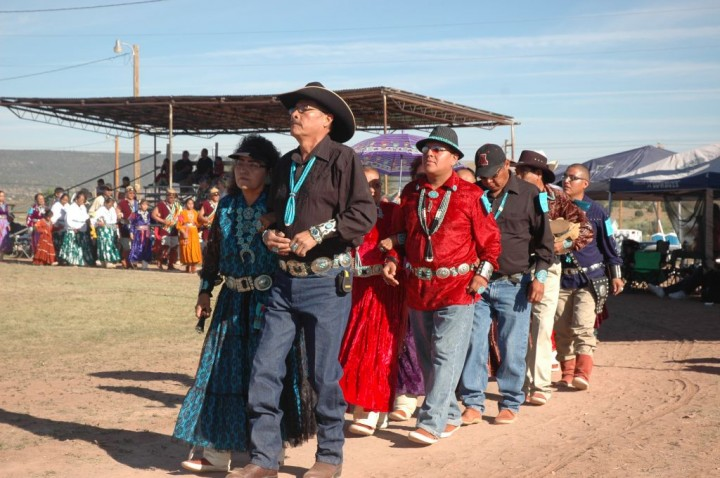 Navajo Song & Dance 1