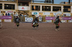 Inter Tribal Night Performance Navajo Fair 2