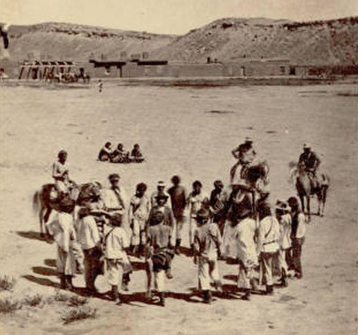 Navajo Squaw Dance 1873