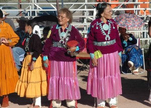 Navajo Elderly Day