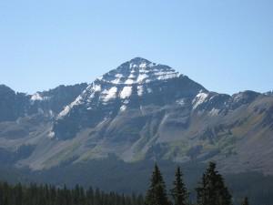 Mount Hesperus - Navajo Sacred Mountain