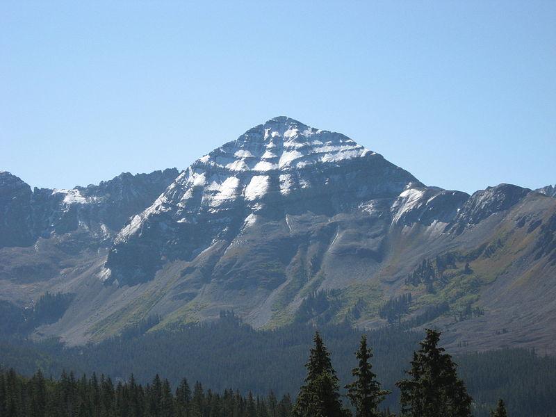 Mount Hesperus Navajo Sacred Mountain