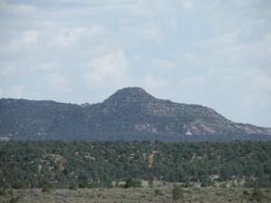 Gobernador Knob - Navajo Sacred Mountain