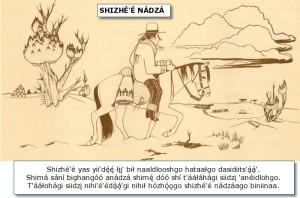 Father Comes Back - Navajo Language Lesson