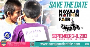 Navajo Nation Fair 2013