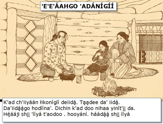 Supper  - Navajo Language Lesson