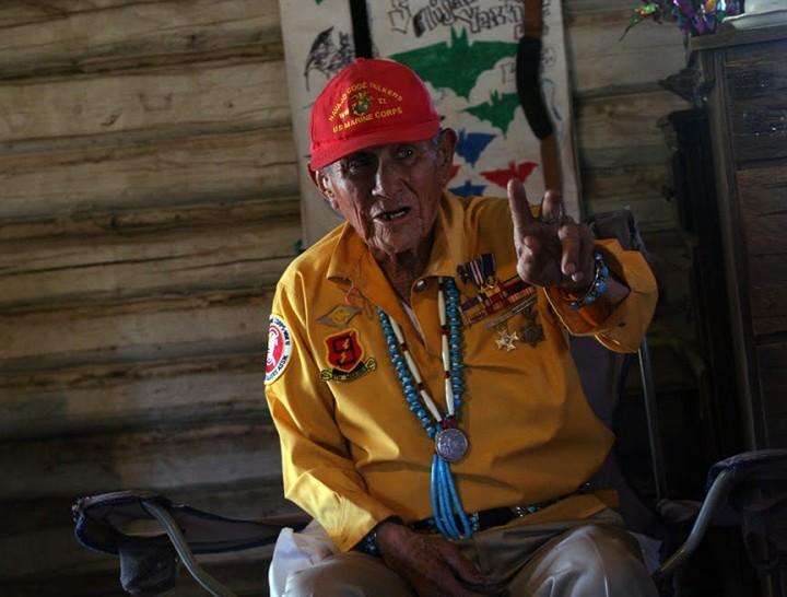 John Kinsel - Navajo Code Talker -22-05-20-10