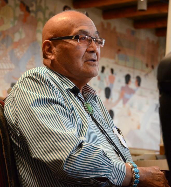 Harold Morgan - Navajo Oral History