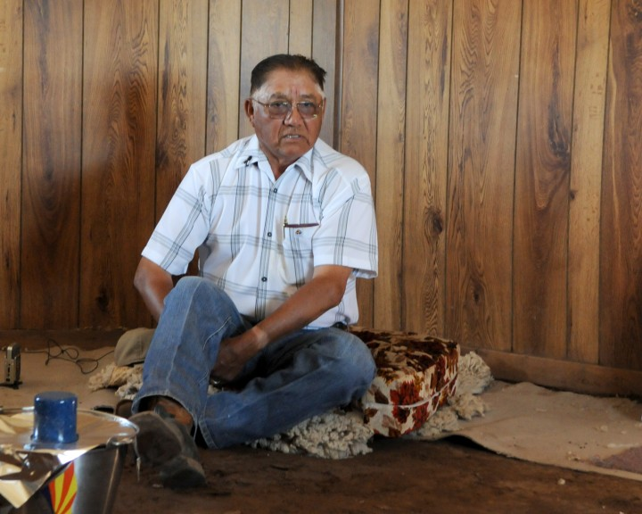 Jack Jackson - Navajo-Retired State Legislator