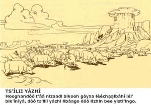 The Waterhole - Navajo Language Lesson