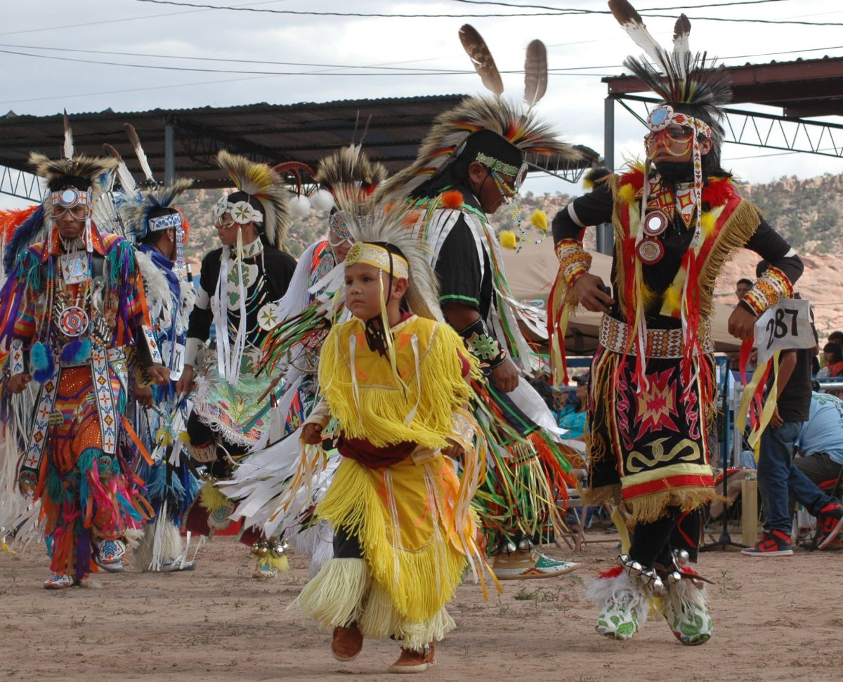64th Annual Navajo Festival Of Arts And Culture
