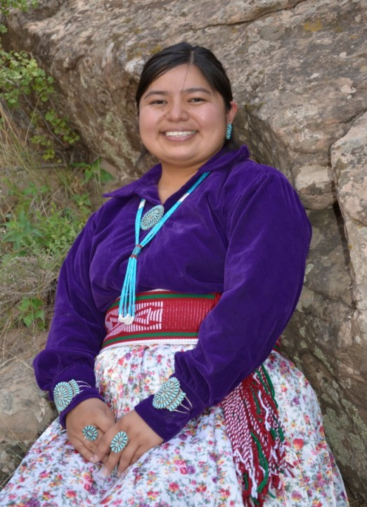 Contestant 6 Wallita Begay