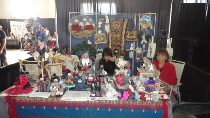 Nizhoni Arts Market - Navajo Nation Fair 2013