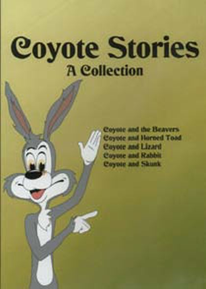 Navajo Coyote Stories Collection
