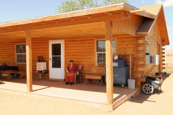 Della Toadlena-Front Porch