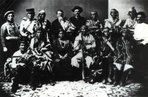 Navajo Treaty Singers