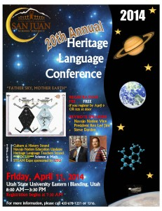 20th Annual Heritage Language Conference
