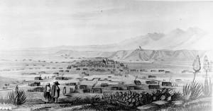 Santa Fe New Mexico 1848