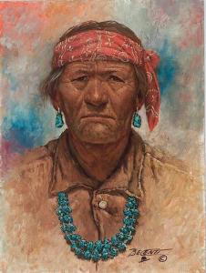 By Robert Becenti 1978 Diné (Navajo)