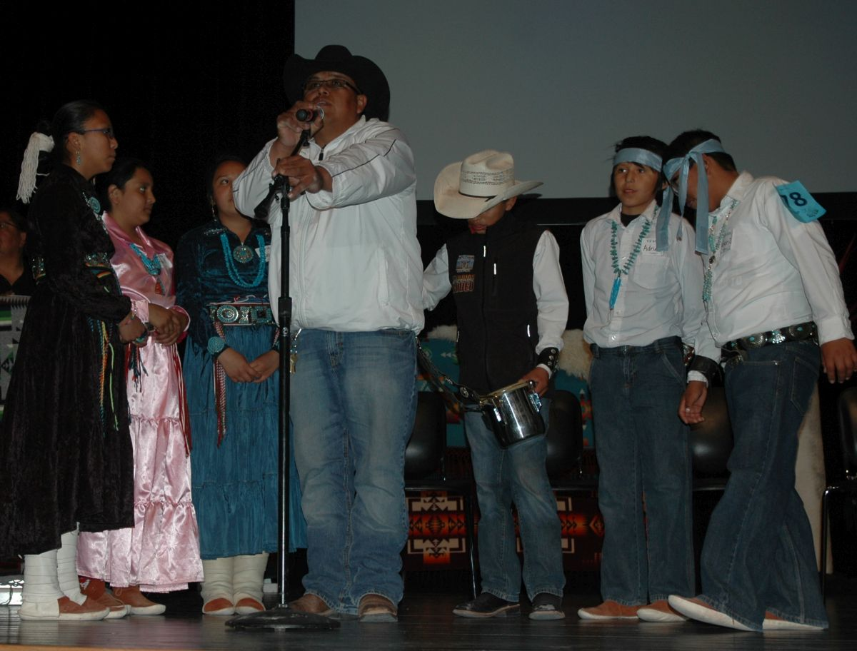 Navajo Knowledge Bowl Singers