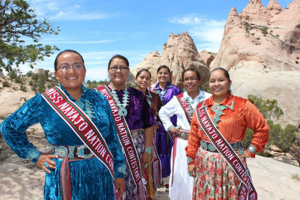 Miss Navajo Nation Contestants-1