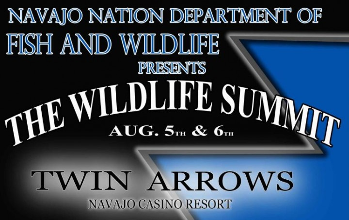 Navajo Nation Fish and Wildlife Hosting Summit