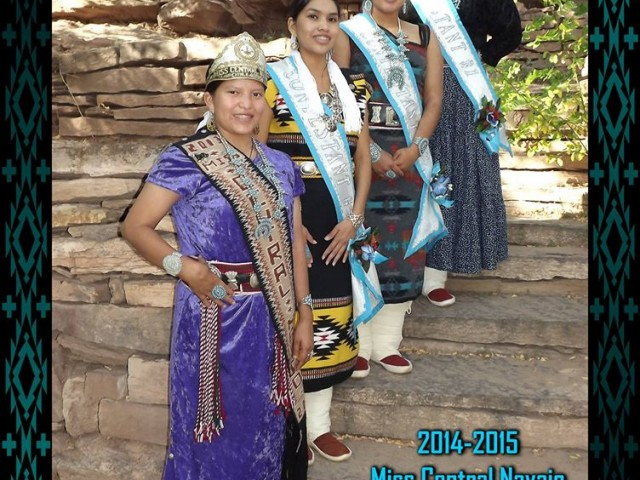 Miss Central Navajo Pageant