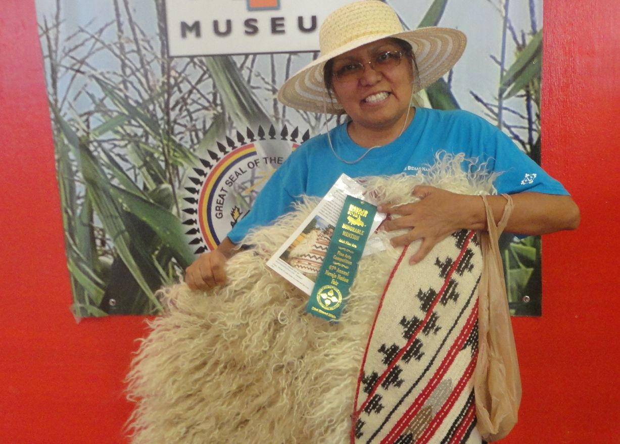Navajo Fine Arts Show and Competition 2014