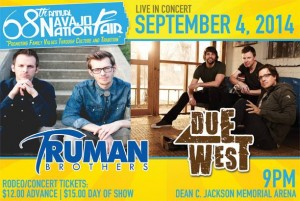 """""""TRUMAN BROTHERS"""" & """"DUE WEST"""""""