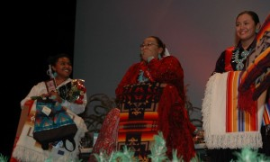 Miss Northern Navajo teen pagent